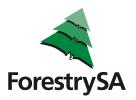 Forestry SA logo