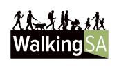 Walking SA logo